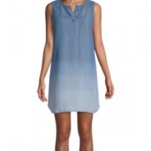 Anthropologie Chambray Dress, Size XS